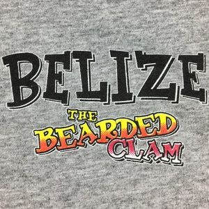 Fruit of the Loom Shirts - The Bearded Clam Sports Bar & Grill Belize T-Shirt